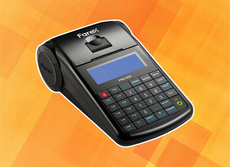 Farex Pro 600 - kasa online