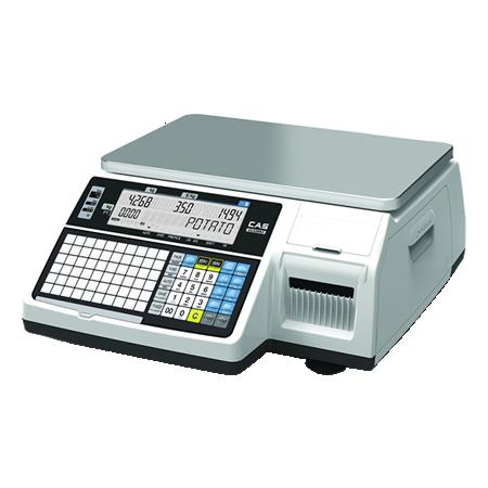 Etykietująca waga elektroniczna CAS CL5200 Junior